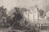 England - Brougham Castle - Cumbria (Great Britain - United Kingdom)