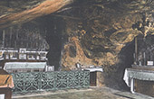Jerusalem - Grotte von Agonie - �lberg - Passion Jesu Christi (Israel)