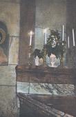 Jerusal�m - Santo Sepulcro - Tumba de Cristo - Bas�lica do Santo Sepulcro (Israel)