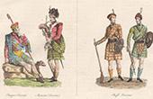 Scottish Traditional Costume - Shepherd - Musician - Chief (Scotland)