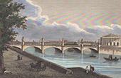 View of Paris - Prospect from Pont de la Concorde (France)