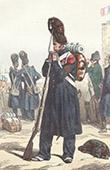 Soldat Napol�onien - Uniforme - Grenadier de la Garde Imp�riale