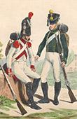 Soldat Napol�onien - Uniforme - Garde Imp�riale - Grenadier Hollandais - Pupille