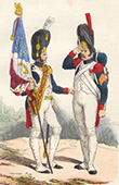 Napoleonic Soldier - Uniform - Imperial Guard - Grenadier - Grognard - Old Guard