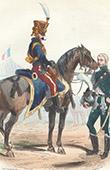 Napoleonic Soldier - Uniform - Imperial Guard - Aide-de-camp - Gendarme