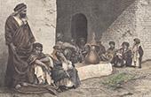 Ansicht von Felieh - Haus des Scheichs (Iran)