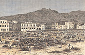 Market of Aden (Yemen)