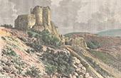 Castle Landskron - Sundgau - Alsace (France)
