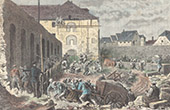 Construction of the Prison of Ensisheim - Alsace (France)
