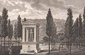 Vue de Domr�my - Monument � la M�moire de Jeanne d'Arc - Pucelle d'Orl�ans - Lorraine (France)