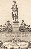 Italiensk Skulptur - Frontespis - Staty av Cosimo I - Allegorical arbete - Florens (Giambologna)