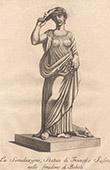 Italiensk Skulptur - Allegori - Simulation - Giardino di Boboli - Florens (Francesco Susini)
