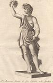 Italiensk Skulptur - Allegori - H�st - Giardino di Boboli - Florens (Giovanni Cacchini)