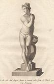 Italienischeskulptur - Venus - Bad - Boboli-Garten - Giardino di Boboli - Florenz (Giovanni Bologna)