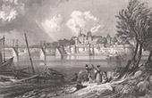 Ancenis Castle (Loire-Atlantique - France)