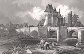 Castle - Ponts-de-C� (Maine-et-Loire - France)
