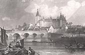 Gien Castle (Loiret - France)