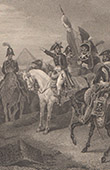 Napoleon - Napoleonic Campaign in Egypt - Ottoman Empire - Napoleon at Battle of the Pyramids - Armee d'Orient - 1798