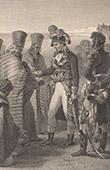 Napol�on Bonaparte  - Les C�nobites du Mont Sina� - Campagne d'�gypte (1798)