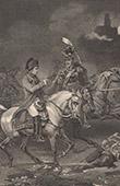 Napoleon und Prinz Józef Poniatowski