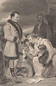 Napol�on et la famille Moltrecht