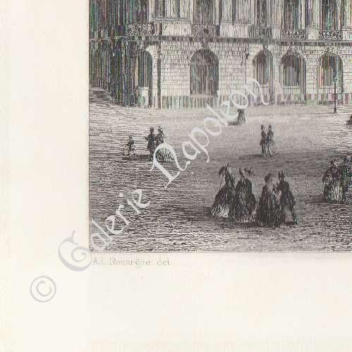 gravures anciennes gravure de toulouse capitole donjon tour des archives midi pyr n es. Black Bedroom Furniture Sets. Home Design Ideas