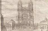 Saint-Nicaise Church at Reims (Marne - France)