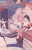 La Vie Parisienne - The Parisian Life - Golden Twenties - Art Deco - Eroticism - Un Attentat en Chemin de Fer