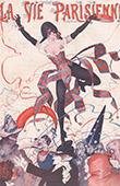 La Vie Parisienne - The Parisian Life - Golden Twenties - Art Deco - Eroticism - Commedia dell'arte - Harlequin