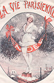 La Vie Parisienne - The Parisian Life - Golden Twenties - Art Deco - Eroticism - Christmas Day
