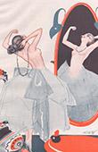 La Vie Parisienne - The Parisian Life - Golden Twenties - Art Deco - Eroticism - Le Rafraichissement Apr�s le Bal