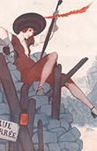 La Vie Parisienne - The Parisian Life - Golden Twenties - Art Deco - Eroticism - Boulevard Haussmann - Aimez Vous Les Grandes Emotions ?