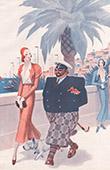 La Vie Parisienne - The Parisian Life - Golden Twenties - Art Deco - Eroticism - J'ai Horreur de Me D�guiser !