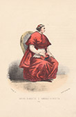 Court Dresses of Rome - Cardinal - Mosette (Italy)