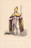 Court Dresses of Rome - Bishop