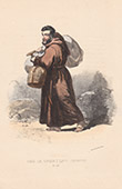 Court Dresses of Rome - Capuchin (Italy)