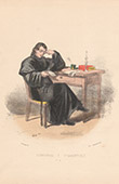 Court Dresses of Rome - Conventual Franciscans (Italy)