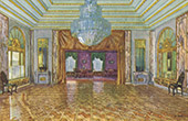 Interior Architecture - Salle of Feast of Casino in Baden (A. St�rzenacker)