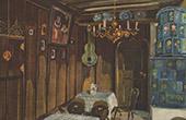 Interior Architecture - Inn (C. M�ller)