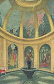 Interior Architecture - Cupola (Bruno E. Scherz)