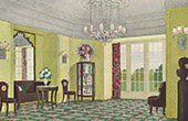 Interior Architecture - Cottage's Salon (W. Schonhofer)