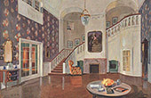 Interior Architecture - Cottage's Vestibule (Paul M. Stosseck)