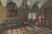 Interior Architecture - Interior of House (Rath & Balbach)