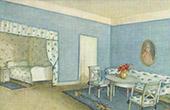 Interior Architecture - Young girl's Bedroom (Bruno E. Scherz)