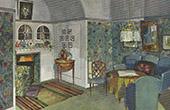 Interior Architecture - Boudoir (Rath & Balbach)