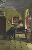 Interior Architecture - Music Room (C. M�ller)