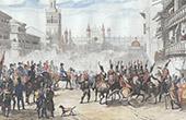 Guerre d'Indépendance Espagnole - Joseph Bonaparte à Séville (1808)
