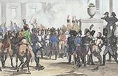Napol�on Bonaparte - Attentat de Schoenbrunn (1809)