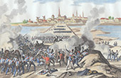 Napoleonic Wars - Assault of Vlissingen - Flushing (Holland - Netherlands)