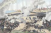 Koalitionskriege - Polnischer Thronfolgekrieg - Belagerung von Dantzig (1807)
